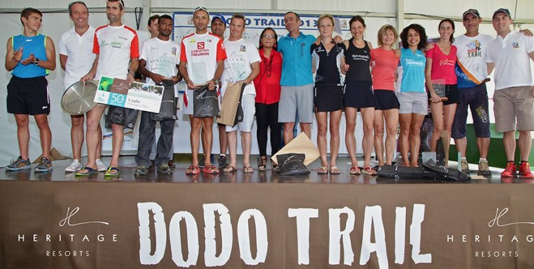 Dodo Trail 2013 with Heritage Resorts