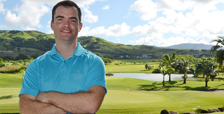 10 questions to Jonathan Menteath, Heritage Golf Club General Manager