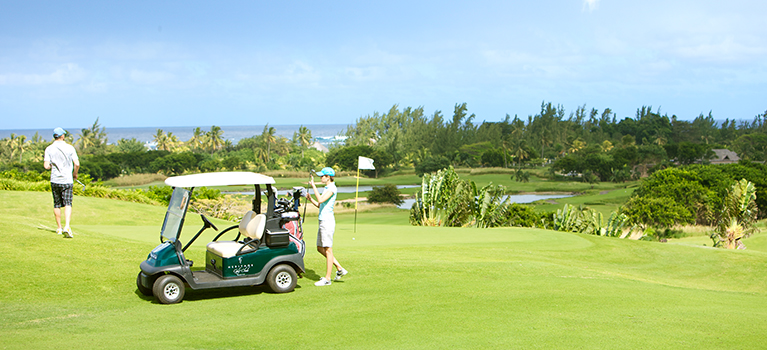Free green fee at Heritage Golf Club Mauritius