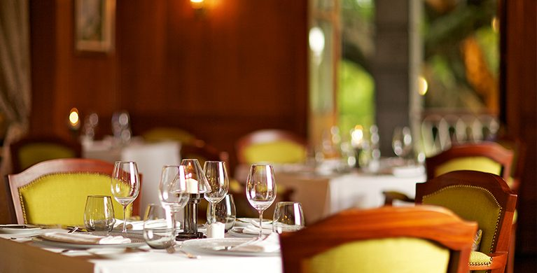 Save the date: Wine pairing dinner at the Château de Bel Ombre