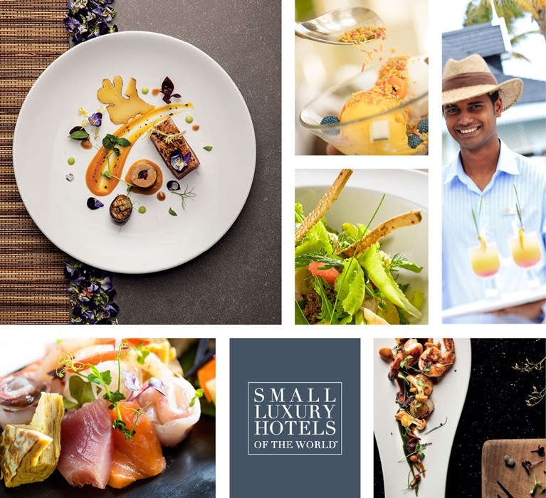 Culinary experiences at Heritage Le Telfair