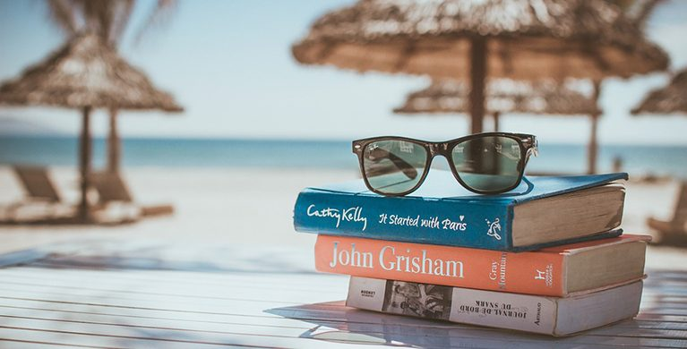Heritage resorts' guide to the best summer beach reads