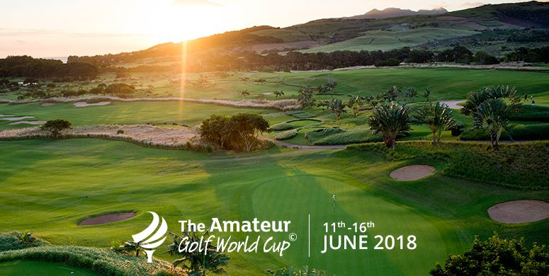 The Amateur Golf World Cup 2018 at Heritage Le Telfair