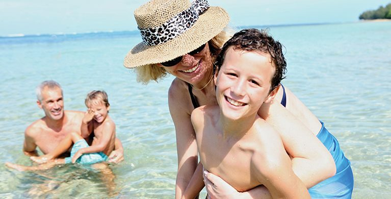 Heritage Awali Golf and Spa resort, the perfect recipe for a memorable family holiday