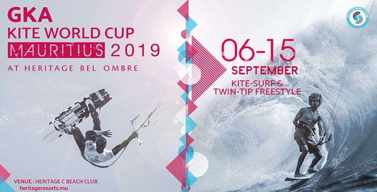 GKA Kite World Cup Mauritius 2019 at Heritage Bel Ombre