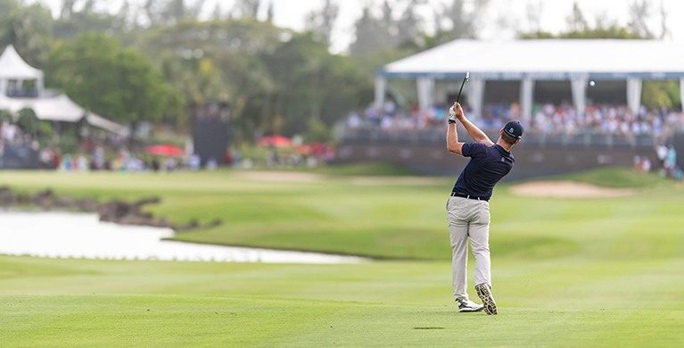 Highlights of the AfrAsia Bank Mauritius Open 2019 at Heritage Resorts
