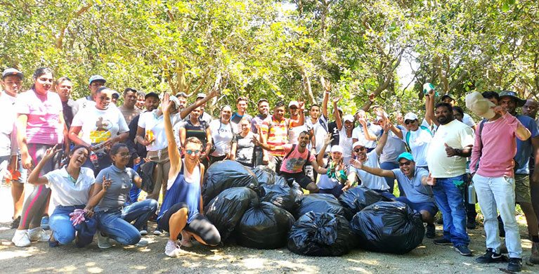 Heritage Resorts Team Up for World Clean Up Day