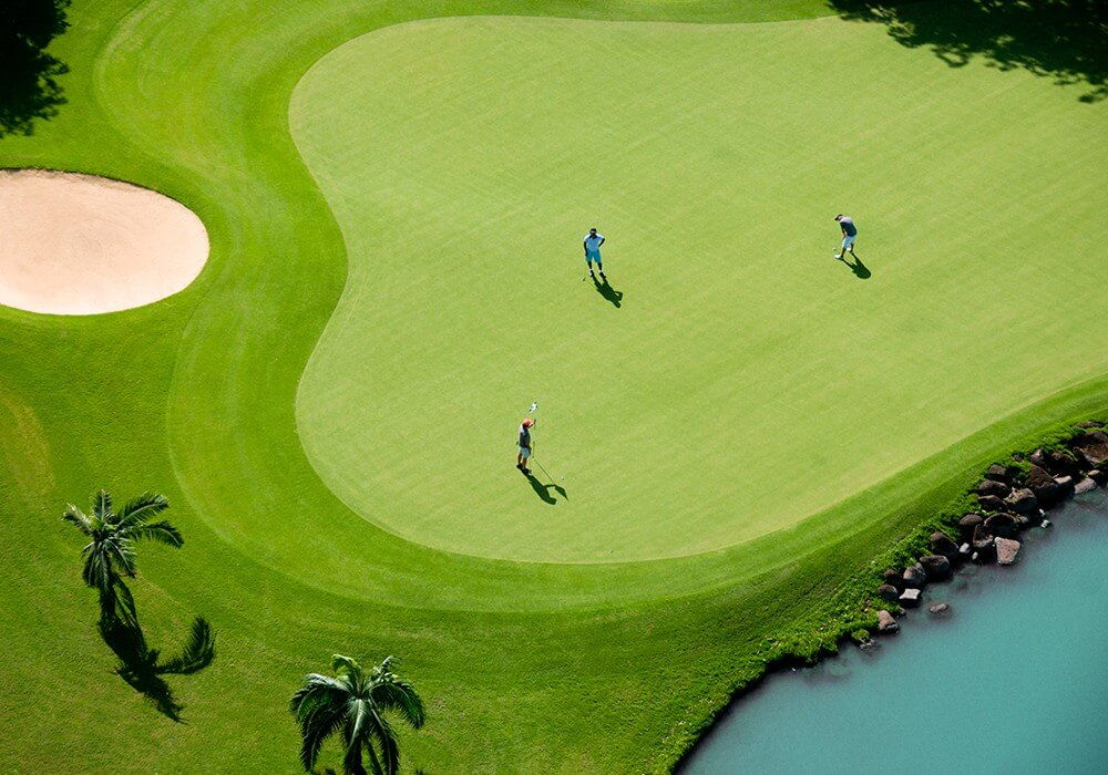 The Best 5-star All Inclusive hotel in Mauritius with golf and spa