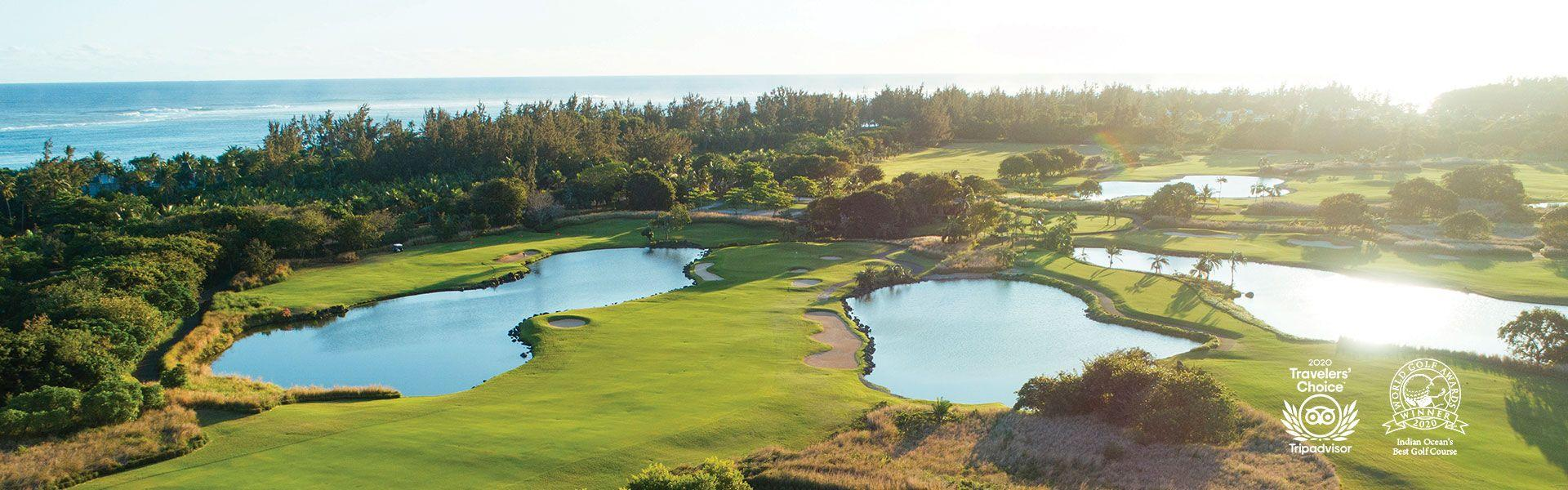 Heritage Golf Club - The best golf course in the Indian Ocean