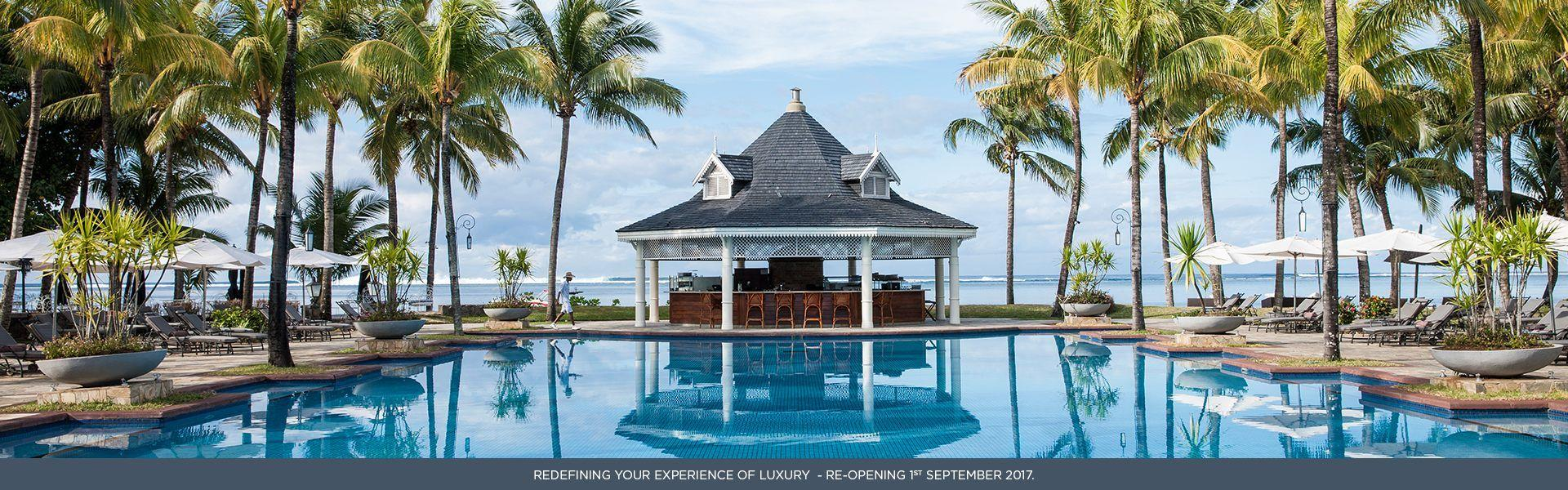 Heritage Le Telfair Golf and Spa Resort - 5 star resort in Mauritius