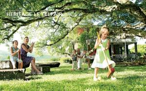 Family Offer at Heritage Le Telfair