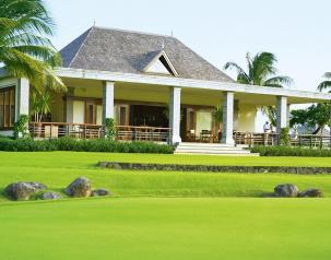 golf house restaurant