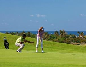 golf with sea view heritage resorts