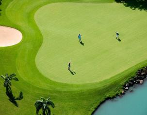 heritage golf club golf course mauritius