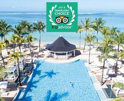 Heritage Le Telfair ranked amongst the top 10 hotels in Mauritius