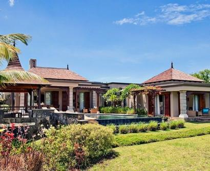 3 bedroom villas for family in Mauritius