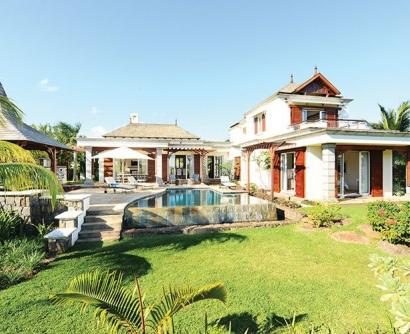 4 bedroom villa - Heritage The Villas Mauritius