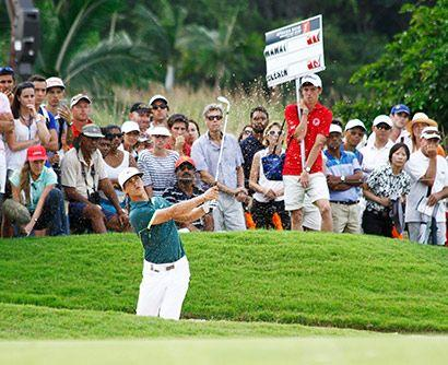 AfrAsia Mauritius Bank Open à Heritage Golf Club