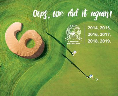 Heritage Golf Club - Best Golf Club in the Indian Ocean