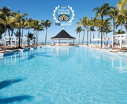 Heritage Le Telfair TripAdvisior Traveller's Choice Award 2019