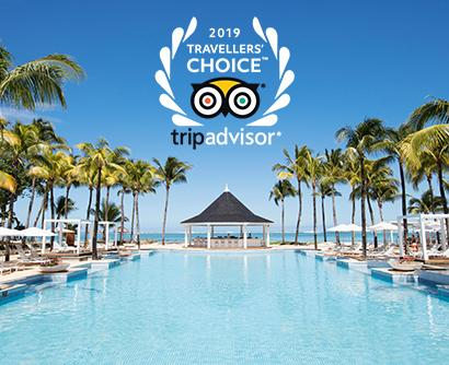 Heritage Le Telfair Tripadvisor Travellers' Choice Award 2019