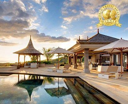 Indian Ocean's Leading Hotel Residences 2017 as well as Mauritius' Leading Hotel Residences 2017