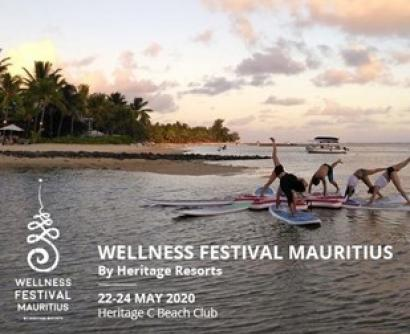 Wellness Festival Mauritius 2020 by Heritage Resorts