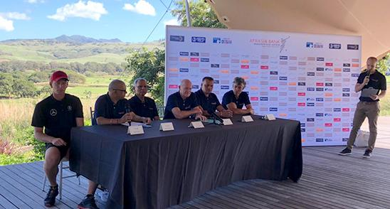 Launching event of AfrAsia Bank Mauritius Open 2019 at Heritage Resorts
