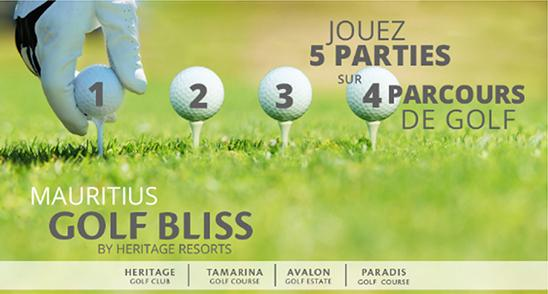 Mauritius Golf Bliss par Heritage Resorts