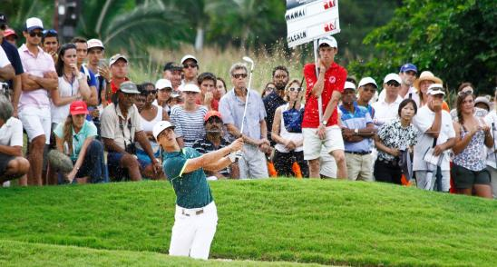 Golf tournaments in Mauritius