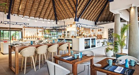 Heritage C Beach Club - Restaurant in the south of Mauritius