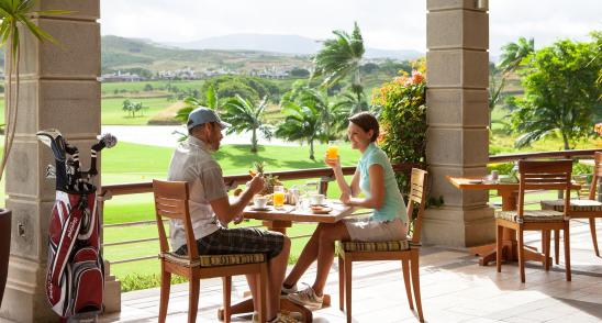 Heritage Resorts golf restaurant