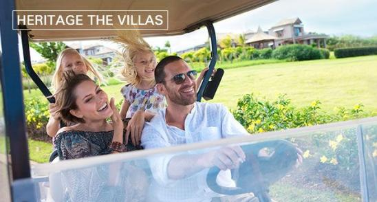 Super saver offer at Heritage The Villas Mauritius