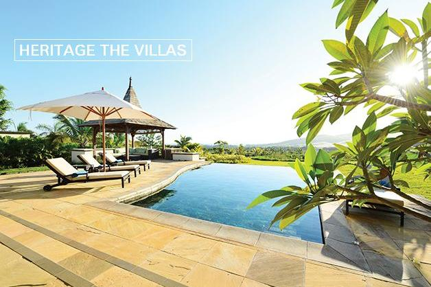 Heritage The villas - Holidays in Mauritius