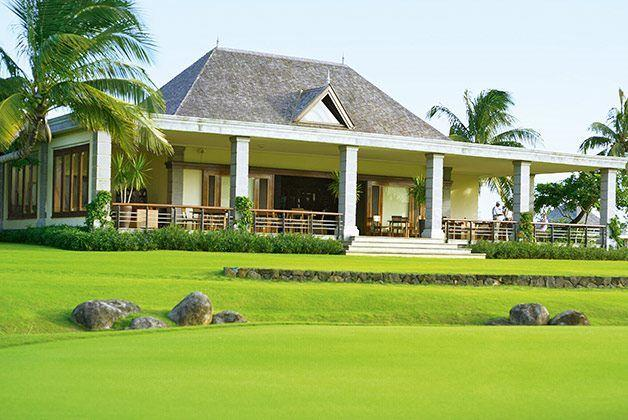 Club House - Heritage Golf Club Mauritius