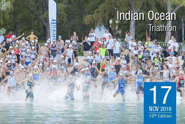 Indian Ocean Triathlon 2018