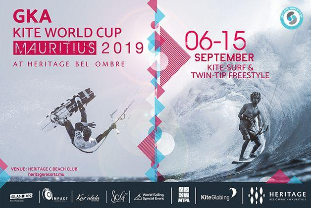 Kitesurf Competition 2019 at Heritage Bel Ombre Mauritius
