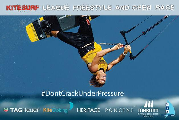 Tagheuer Kitesurf League - freestyle and open race