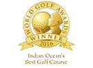 World Golf Awards 2016
